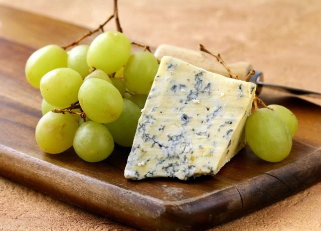uva e gorgonzola