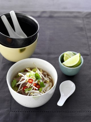 Pho: zuppa di manzo vietnamita