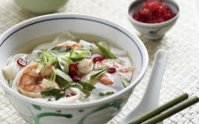 Zuppa di pesce vietnamita: pho