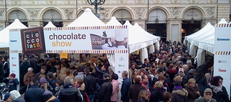 Dolce Torino: dal 21 al 30 novembre torna CioccolaTò