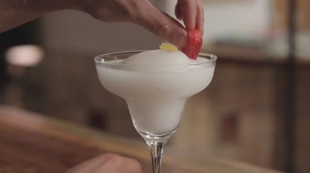Frozen Margarita - 4 decorazione