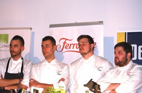 Cooking for Art Roma: i piatti delle finali di Emergente e i vincitori