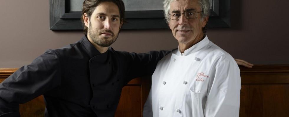 Gli chef di Taste of Christmas: Elia e Matteo Rizzo