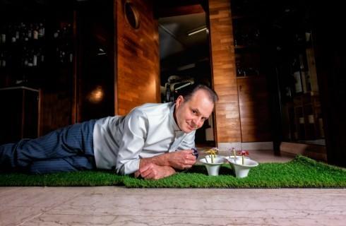 Gli chef di Taste of Christmas: Nicola Portinari
