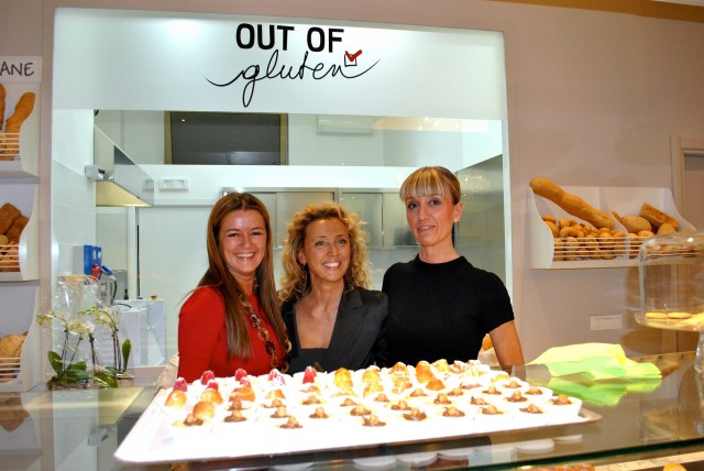 Out of Gluten