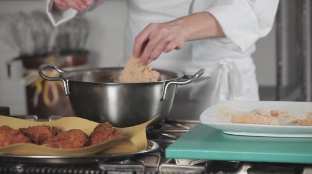 Pollo fritto - 7 ali frittura