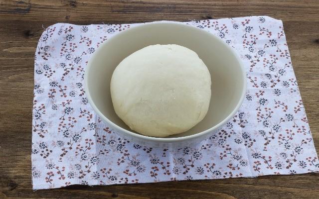Step 1 torta rustica carciofi