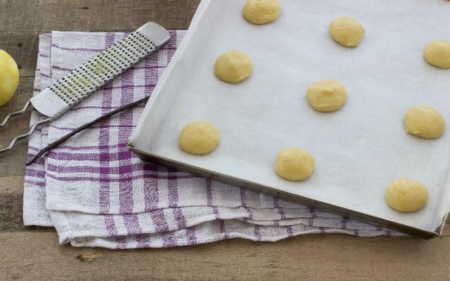 Step 3 biscotti con farina di riso