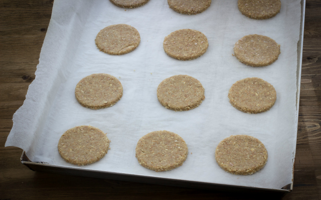Step 3 biscotti digestive