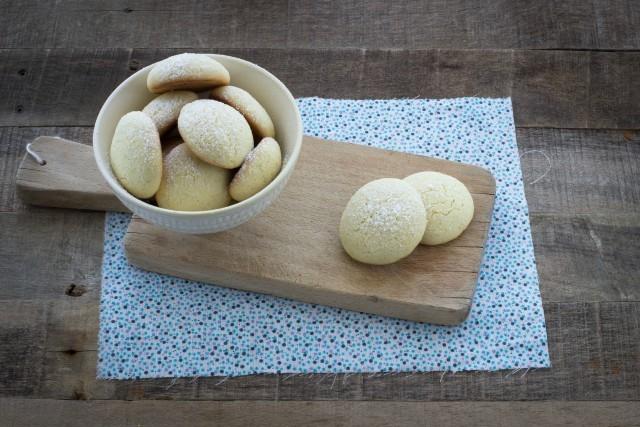 Still life 2 biscotti con farina di riso