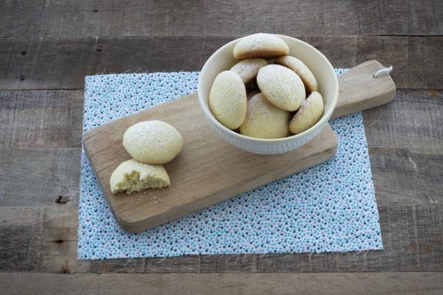 Still life 3 biscotti con farina di riso