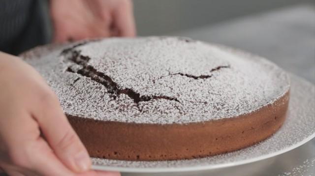 Torta di castagne - still life 2