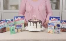 Compleanno Glam: come si decora la torta