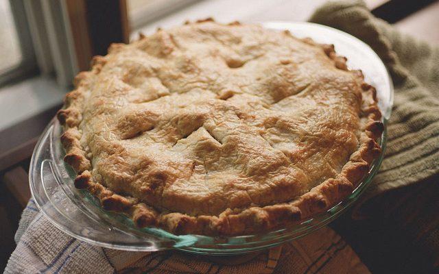 La ricetta della apple pie senza burro