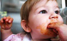 Come rendere appetibili i cibi per i bambini con i colori dell'inverno