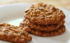 Ecco i biscotti ai cereali con la ricetta di Anna Moroni