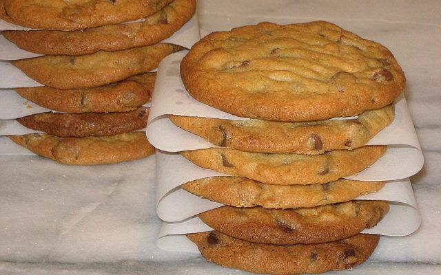 I biscotti con gocce di cioccolato con la ricetta di Benedetta Parodi