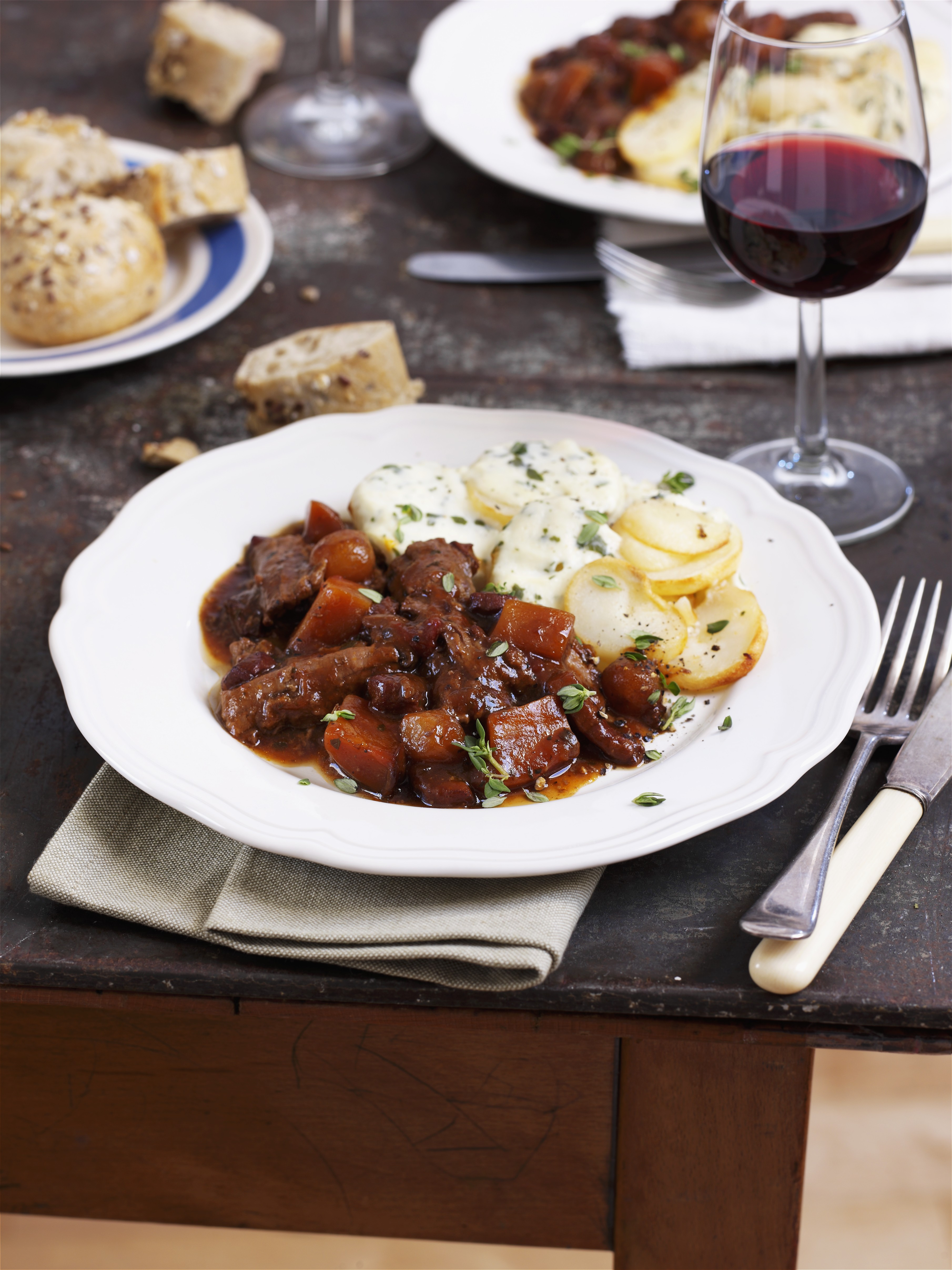 Ricetta bourguignonne francese agrodolce for Ricette roma antica