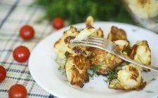 Cavolfiore in pastella al forno: la ricetta per un contorno sfizioso