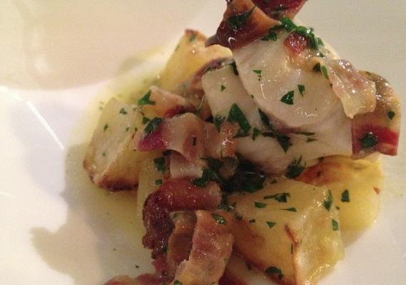 Coda di rospo al vapore: la ricetta sfiziosa dello chef Simone Rugiati