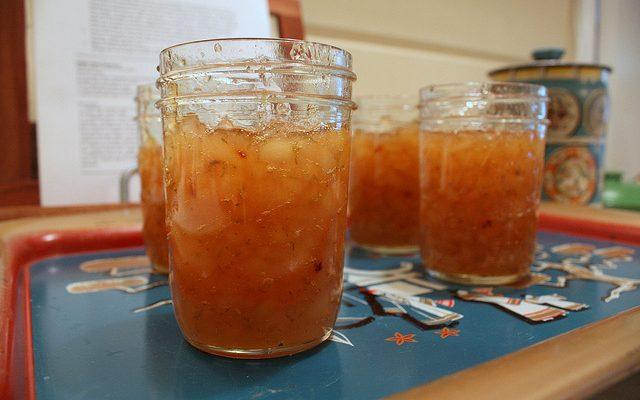 Come preparare la composta di pere e senape
