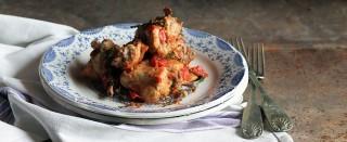 Ricetta del coniglio all'ischitana