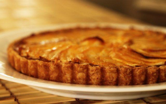 La crostata all'ananas e mele con la ricetta di Benedetta Parodi