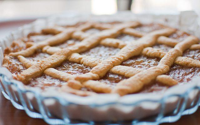 La crostata di marmellata senza burro con la ricetta semplice