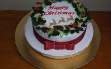 5 decorazioni di Natale da fare con la pasta di zucchero