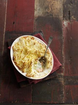Fish pie: la ricetta del pasticcio di pesce inglese