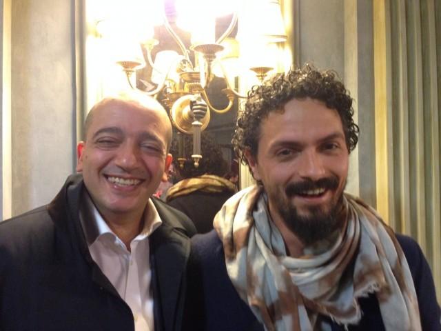 Pino Cuttaia e Parini