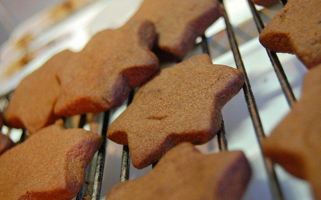 I frollini natalizi da fare con il Bimby, ecco la ricetta