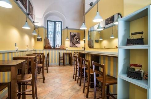 Giano Laboratorio Gastronomico, Roma