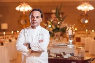 Gli chef di Taste of Christmas: Giuseppe D'Aquino