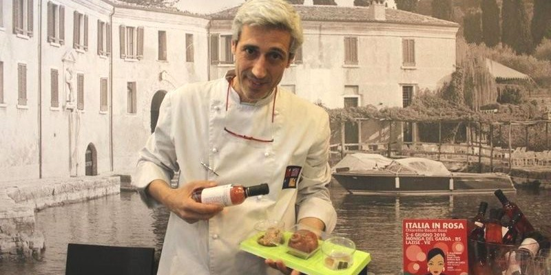 Gli chef di Taste of Christmas: Leandro Luppi
