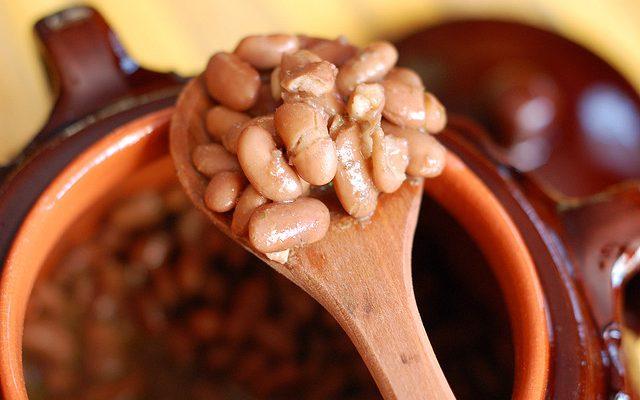 La minestra di castagne e fagioli per le fredde sere invernali