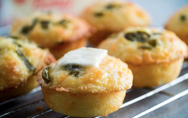 Muffin salati senza latte: la ricetta con il Bimby