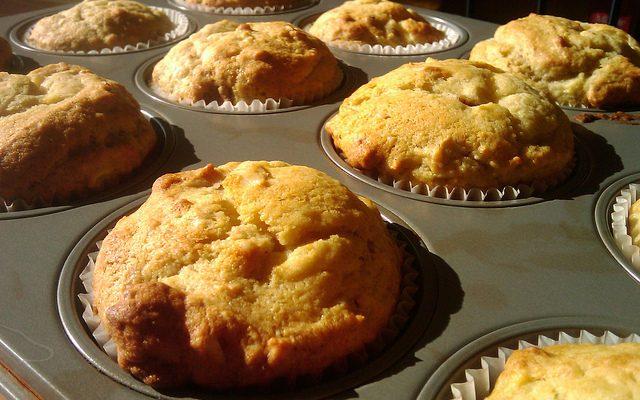 Come preparare i muffin salati con la ricetta vegan