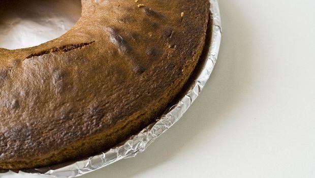 Ecco la torta al radicchio e banana per un dolce insolito