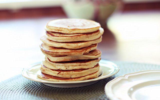La ricetta dei pancake farina di grano saraceno con indice glicemico basso