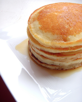 Pancake alla zucca: la ricetta golosa di Jamie Oliver