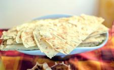 Pane Carasau al forno: la ricetta