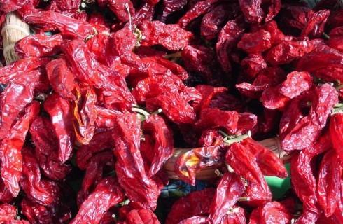 Il peperone crusco dalla Basilicata