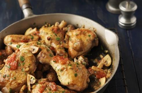 Pollo ai funghi: la ricetta