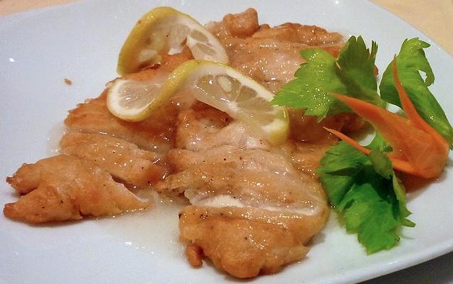 Pollo al limone: la ricetta gustosa secondo la Dieta Dukan