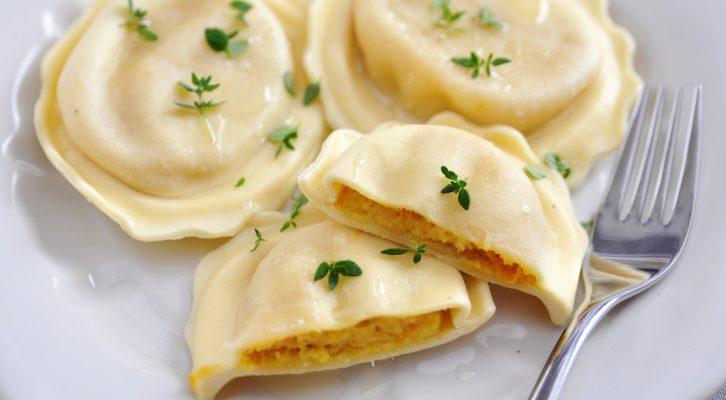 Come cucinare i tortellini di zucca: ecco le salse per esaltarli