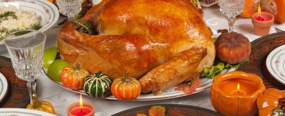 Ricette tipiche del Thanksgiving: specialità made in USA
