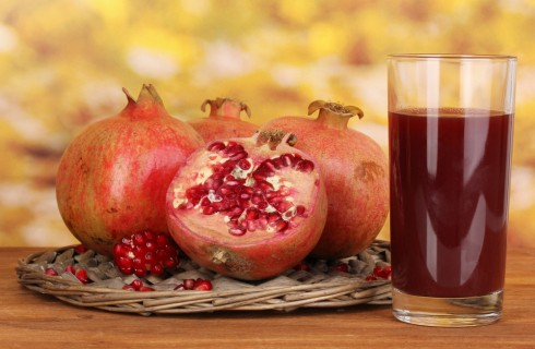 Come si ricava il succo di melagrana?