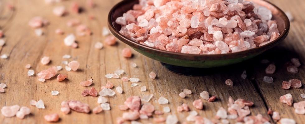 Bello e buono: il sale rosa dell'Himalaya