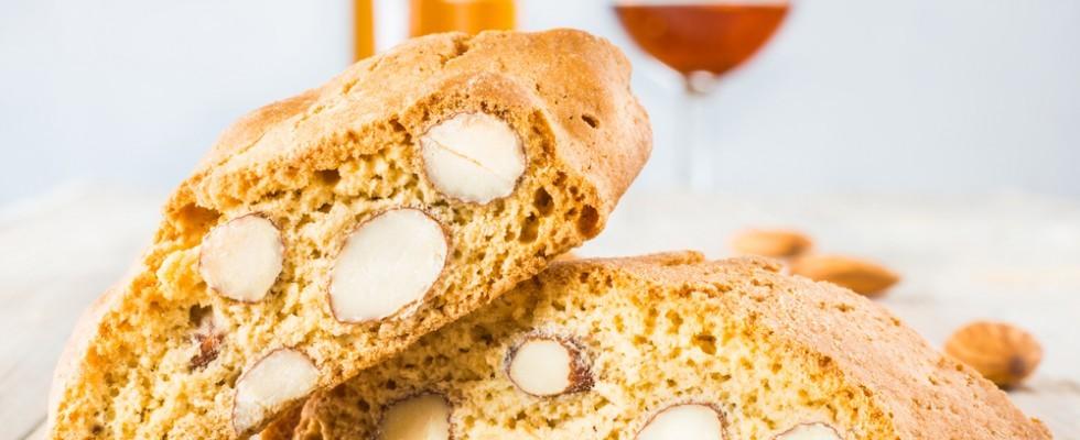 7 biscotti tipici da vino o da fine pasto